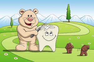Sigilarea dintilor la copii